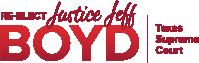 Justice Jeff Boyd